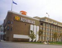 Rothmans, Benson & Hedges inc., Québec City