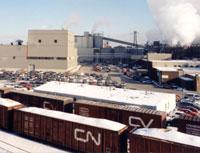 Daishowa Forest Products LTD., Québec City