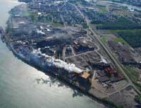 Quebec Iron & Titanium inc., Tracy