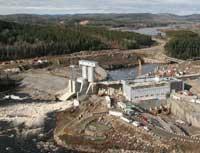 Hydro-Québec, Rapides-des-Coeurs<br/>Power plant