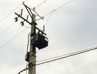 Entreprise nationale d'électricité de Guinée (ENELGUI), Conakry<br/>Low voltage network