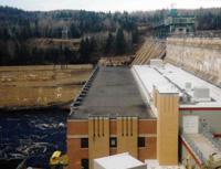 Hydro-Québec, La Tuque<br/>Power plant
