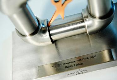 Corporation of Master Pipe Mechanics of Quebec (CMMTQ) 2006